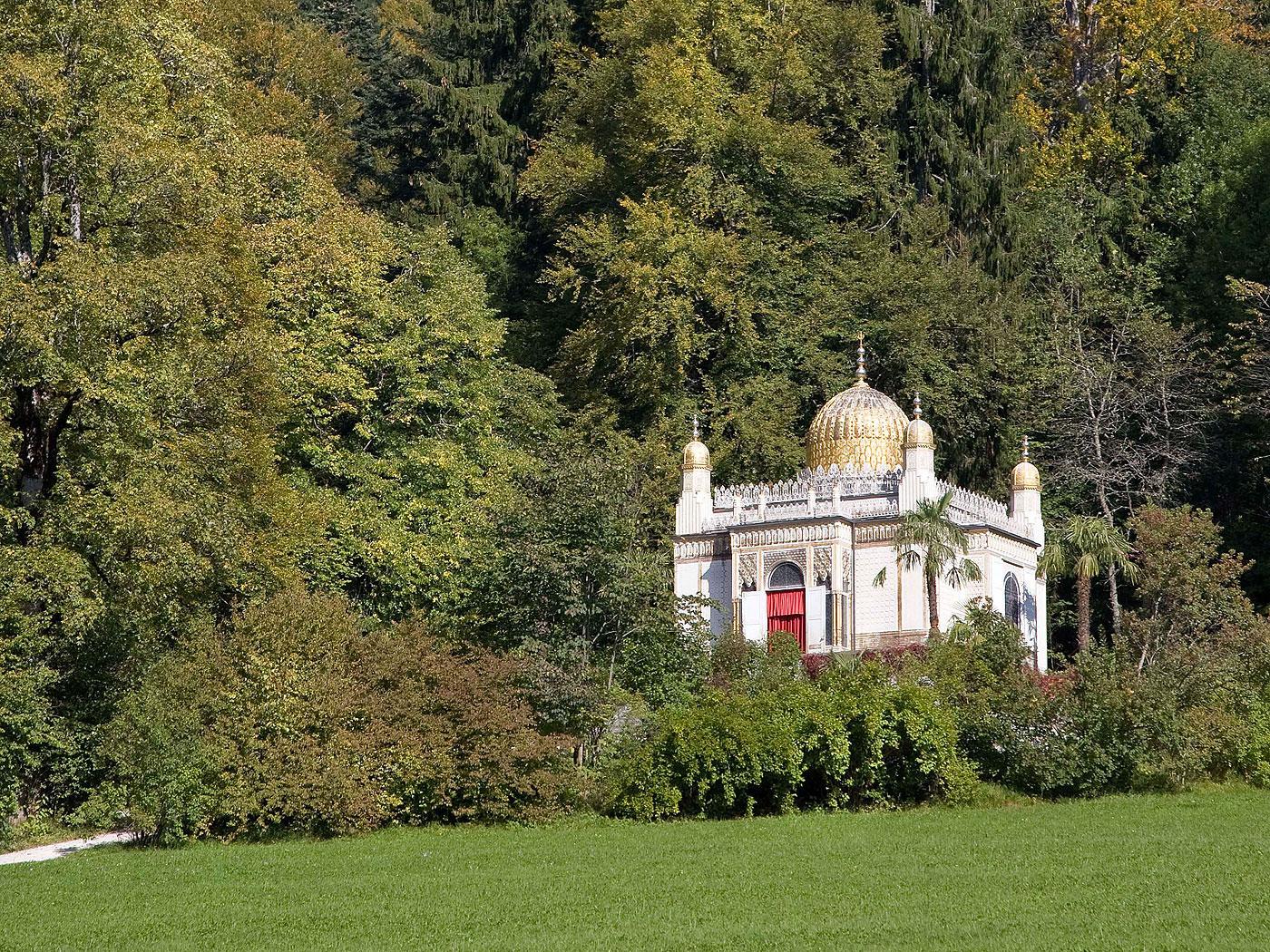 Bayerische Schlösserverwaltung | Gärten | Bastionsgarten Eichstätt