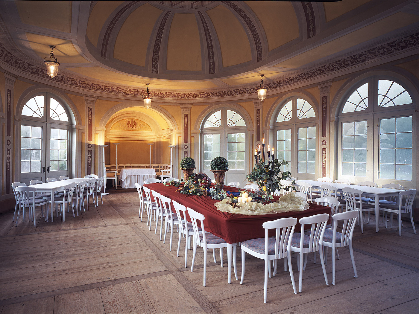 Bavarian Palace Department | Event rooms | Trausnitz Castle