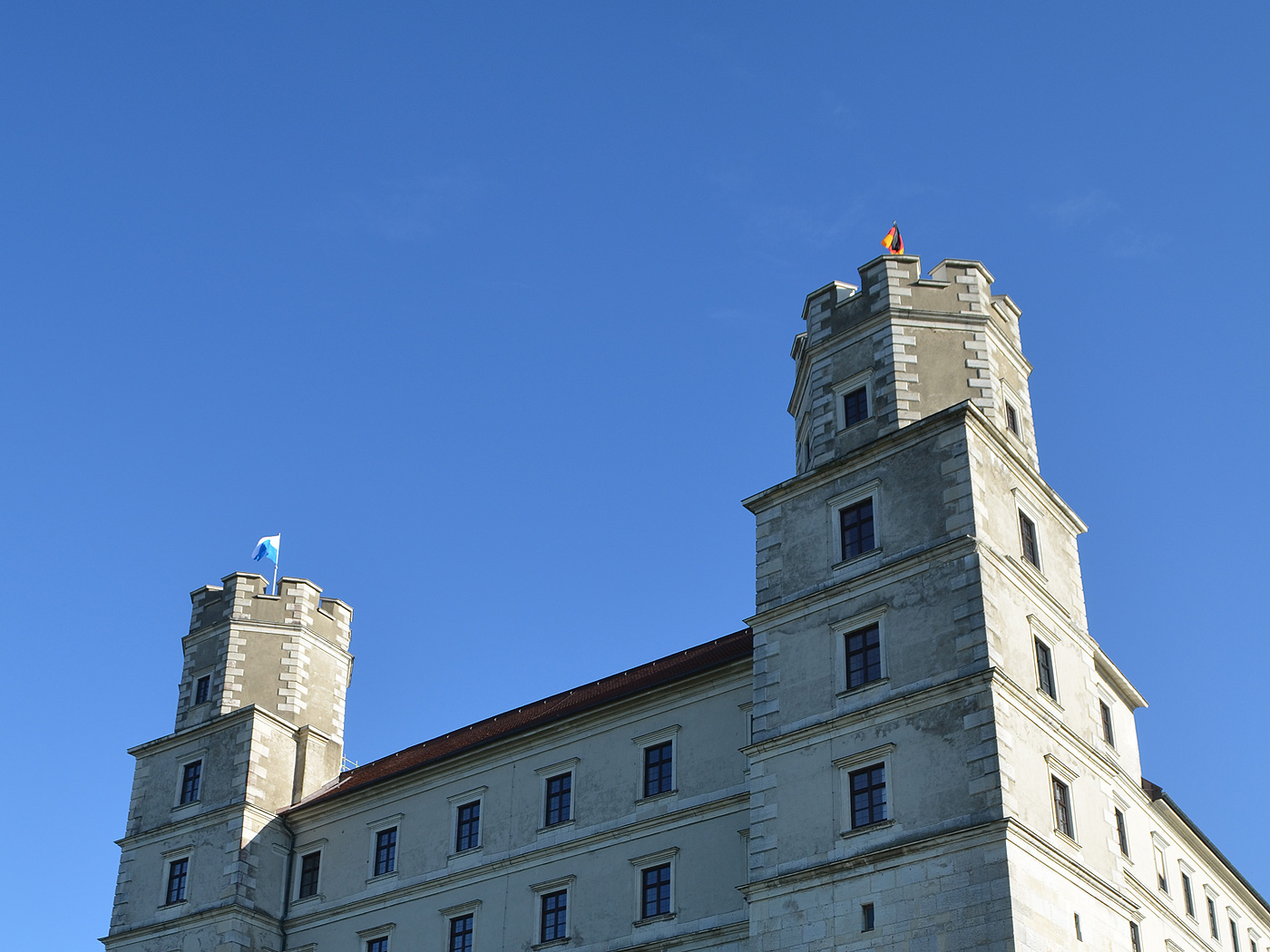 Bavarian Palace Department | Palaces | Trausnitz Castle