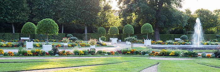 Picture: Ansbach Court Garden