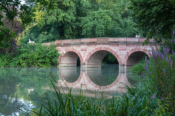 Bayerische Schlösserverwaltung | Gärten | Park Schönbusch