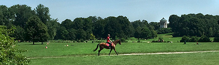 Great Bild: Reiter Im Englischen Garten Images