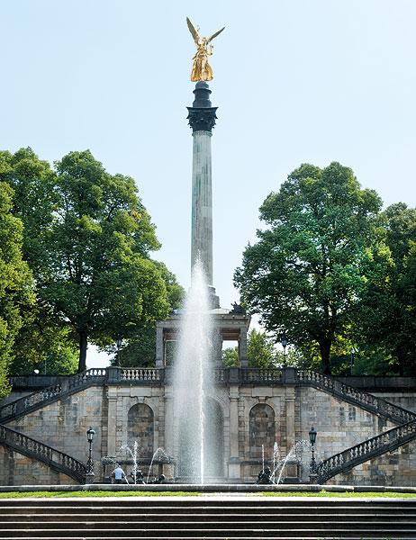 Bavarian Palace Administration Gardens Maximilian Park