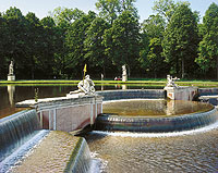 Picture: Nymphenburg Palace Park, Large Cascade