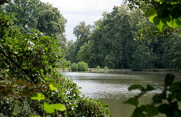 Bayerische Schlösserverwaltung Gärten Park Rosenau