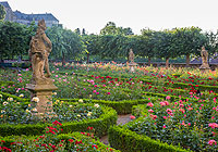 Picture: Bamberg Rose Garden
