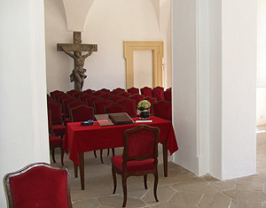 Picture: Room next to the Palace Chapel