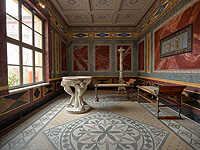 Picture: Triclinium of the summer