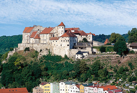 Picture: Burghausen Castle
