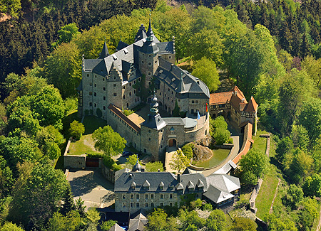 Picture: Lauenstein Castle
