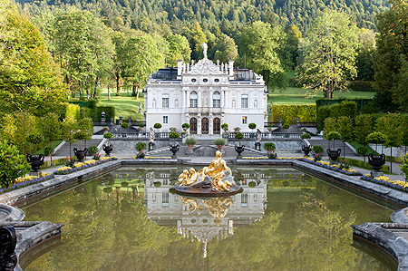 Bavarian Palace Department | Palaces | Linderhof Palace
