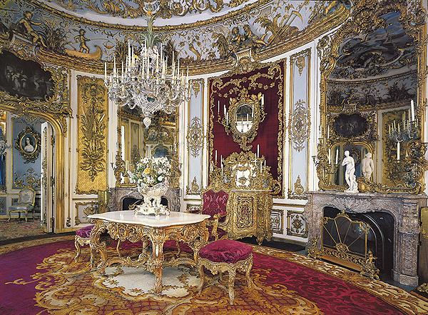 Bavarian Palace Administration Palaces Linderhof Palace