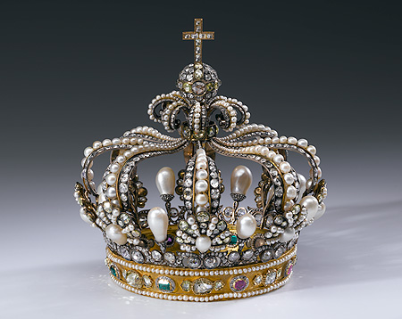 Picture: Crown of the Queen of Bavaria