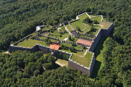 Picture: Rothenberg Fortress Ruins