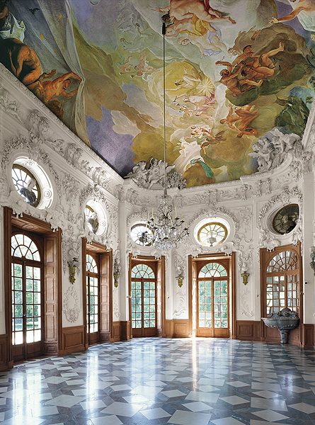 bavarian palace department palaces small palaces at nymphenburg park. Black Bedroom Furniture Sets. Home Design Ideas