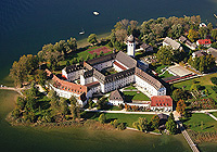 Picture: Frauenchiemsee Monastery