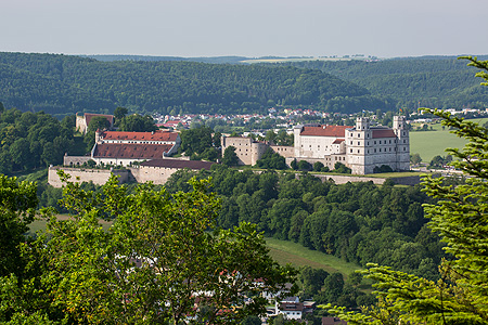 Picture: Willibaldsburg Castle