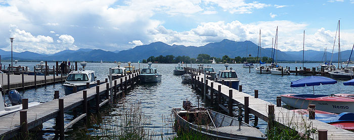 Picture: Chiemsee