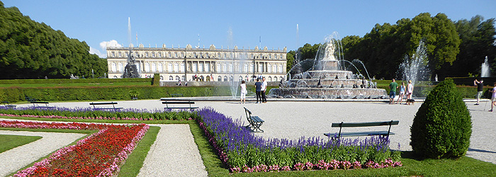 Picture: Herrenchiemsee New Palace