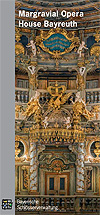 "Picture: Leaflet ""Margravial Opera House Bayreuth"""