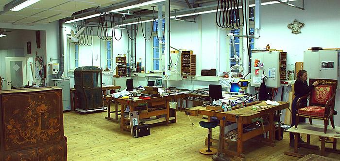 bayerische schl sserverwaltung verwaltung restaurierungszentrum restaurierung von m beln. Black Bedroom Furniture Sets. Home Design Ideas