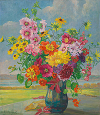 Picture: Flower still life