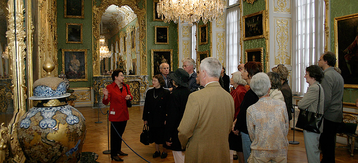 Picture: Guided tour in the Munich Residence