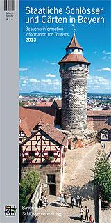 45 Schlösser und Burgen auf einen Blick